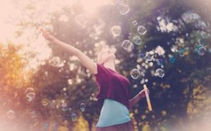 girl-blonde-bubbles-mood-summer-hd-wallpaper